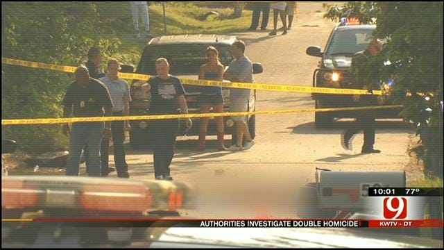 Suspects Sought After Two Men Found Shot To Death In Arcadia
