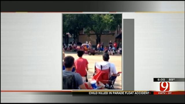 Boy, 8, Killed After Falling Off Parade Float In Edmond