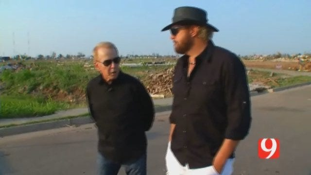 Coming Home: Toby Keith Exclusive Interview With News 9