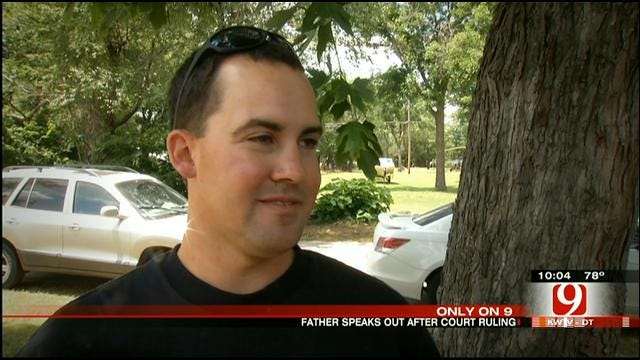 Exclusive: Baby Veronica's Biological Father Speaks Out