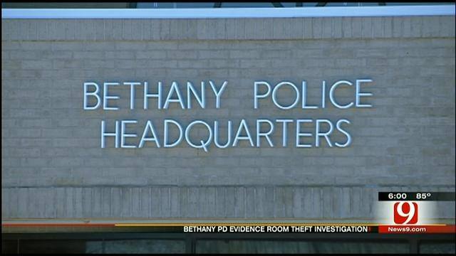 OSBI Completes Investigation Inside Bethany Police Department