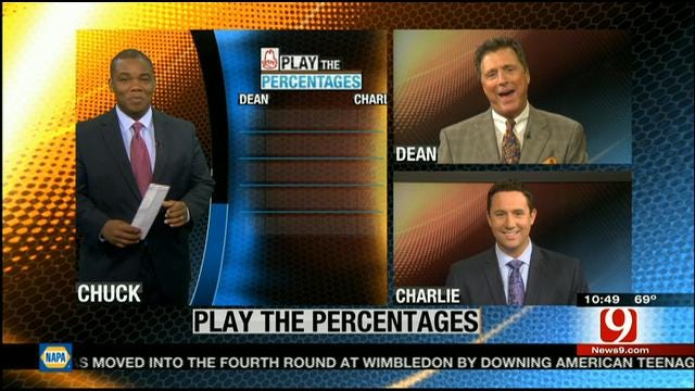 Play The Percentages: June 30