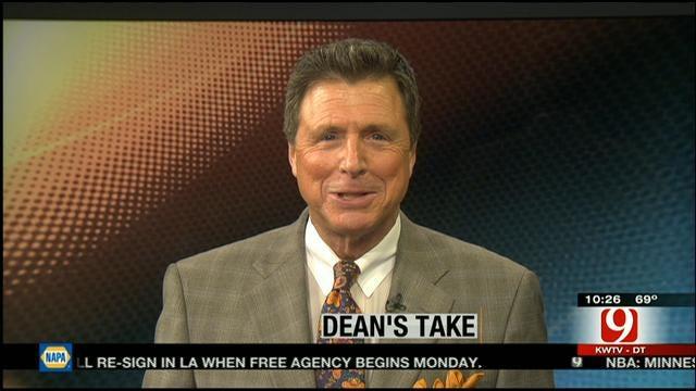 Dean's Take On The Thunder's Draft Night