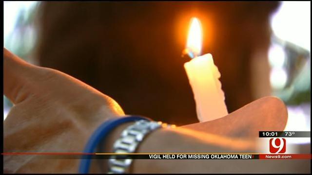 Vigil Held At Classen SAS For Valedictorian Missing In Ecuador
