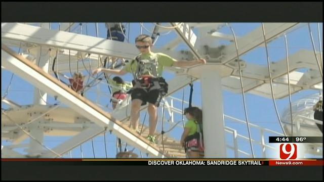 Discover Oklahoma: Oklahoma Sky Trail