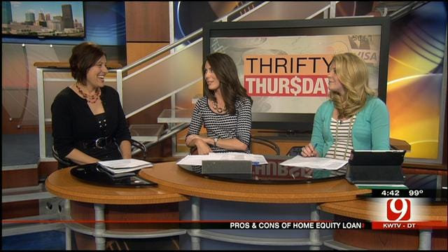Thrifty Thursday: Pro's And Con's Of Home Equity Loans