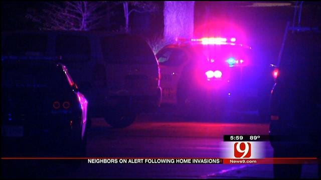 Edmond Residents Concerned Following Recent Home Invasions