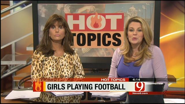 Hot Topics: Women Don't Want To Be CEOs?