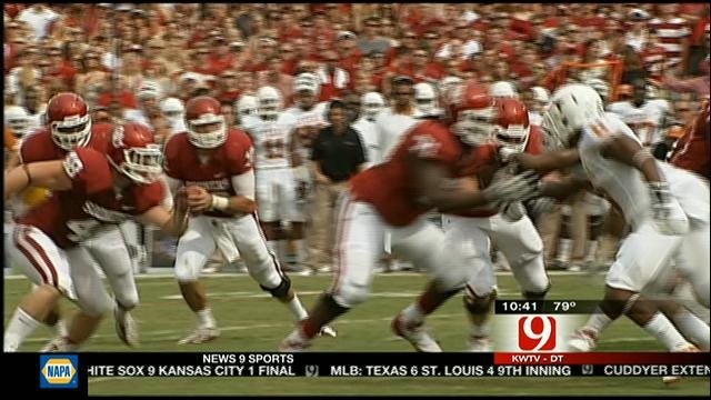 Intriguing Season Upcoming For Oklahoma In 2013