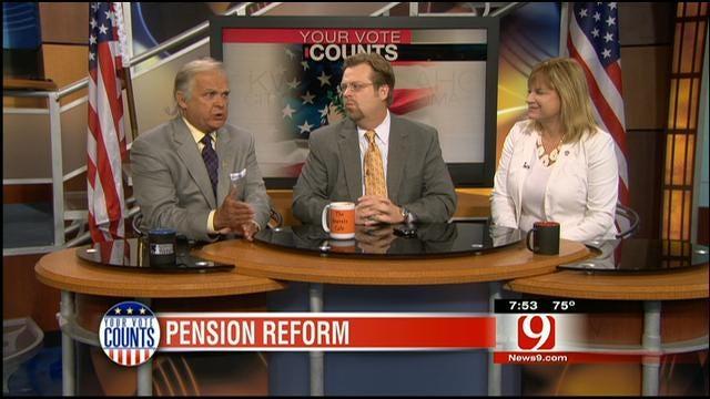 Your Vote Counts: The Farm Bill, Justin Jones, Pension Reform, Worst Kept Secret