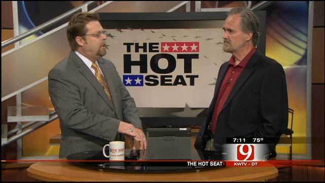 The Hot Seat: Bob Jamison