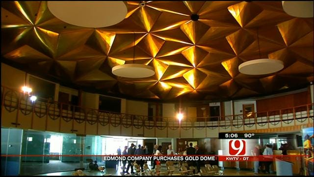 Iconic OKC Gold Dome Finds A New Owner