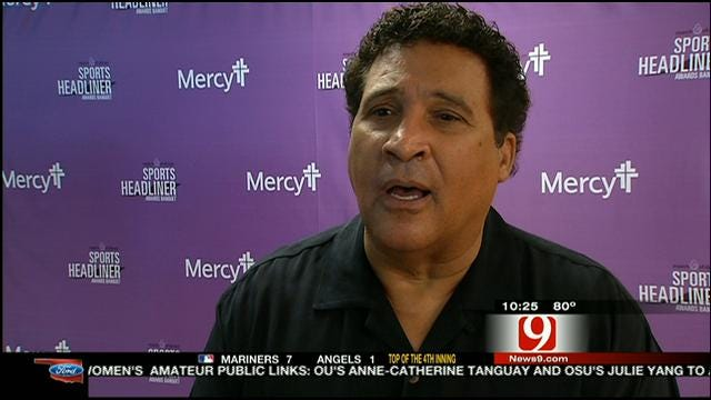 Greg Gumbel In Oklahoma City For Charity Event