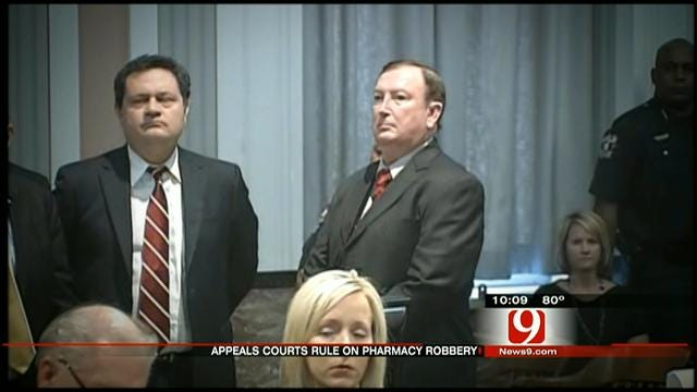 Oklahoma Court Affirms Pharmacist's Murder Conviction