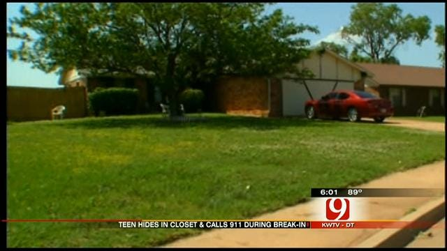Suspects In Custody After Home Invasion Attempt In Edmond