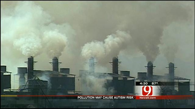 Medical Minute: Link Between Air Pollution And Autism