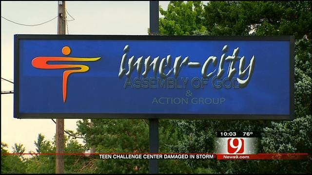 OKC Youth Center Struggling To Recover After May 31 Tornado