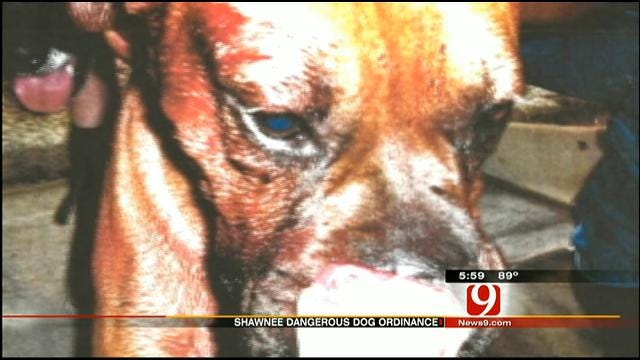 Shawnee To Amend Vicious Dog Laws After Attack