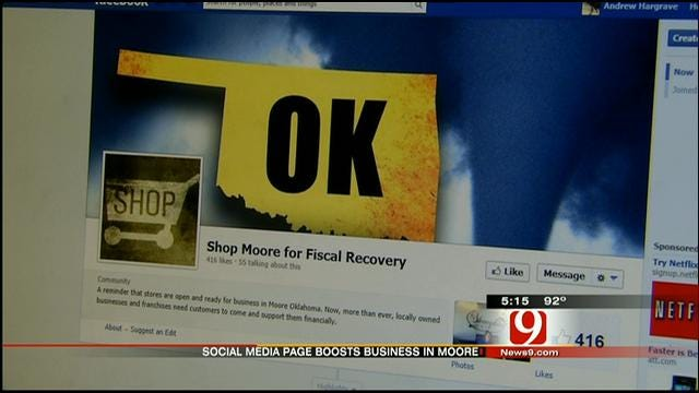 Word-Of-Mouth Helps Bring Business Back To Moore Establishments