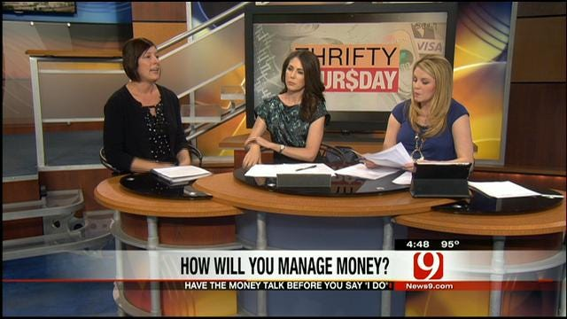Thrifty Thursday: Have Money Talk Before You Say 'I Do'