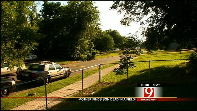 OKC Mother Wants Justice After Finding Son Dead In Field