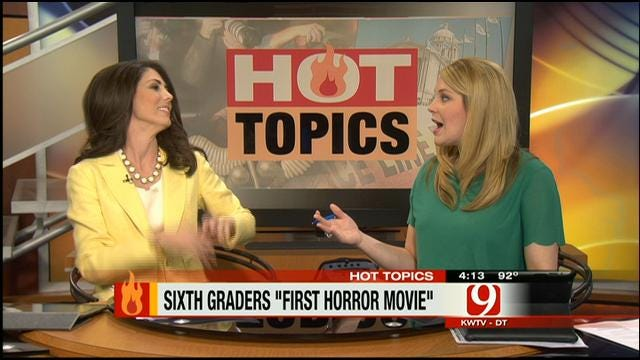 Hot Topics: Teacher Shows 'Saw' To 6th Grade Students