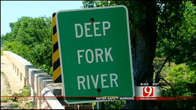 Water Condition Warning As Search For Man Resumes On Deep Fork