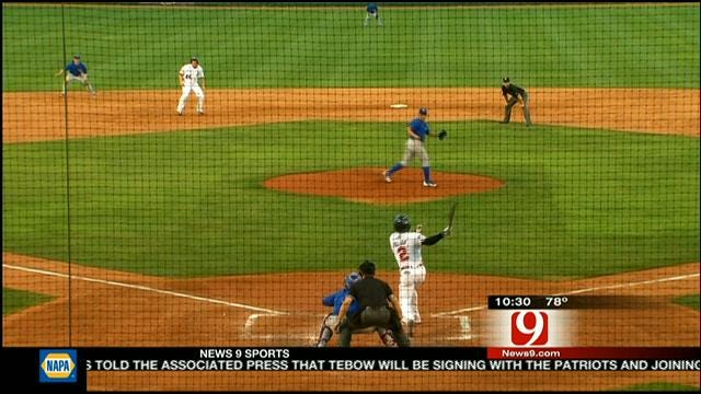 RedHawks Fall To Cubs