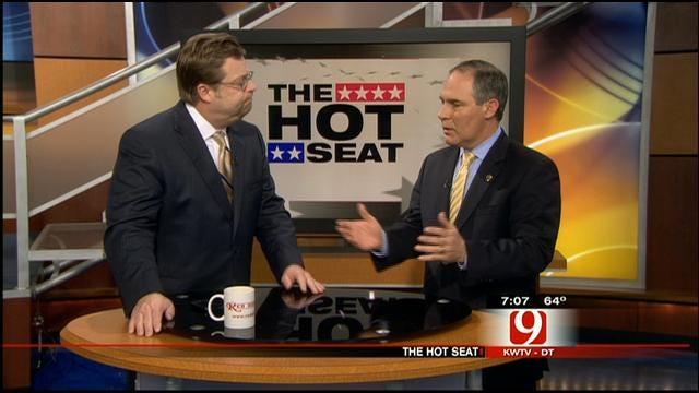 The Hot Seat: Scott Pruitt