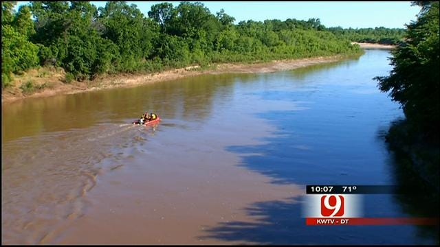 Emergency Crews Search For Man Who Drowned While Noodling