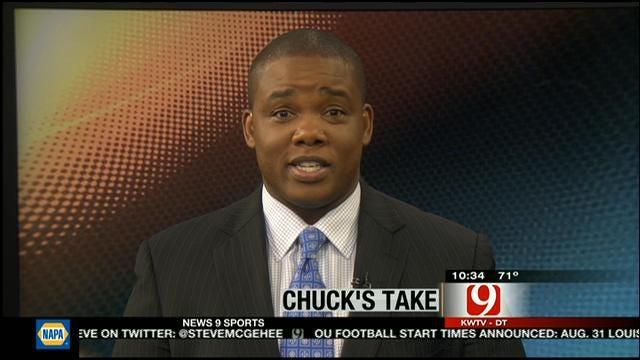 Chuck's Take: Projecting A U.S. Open Winner A Fool's Errand