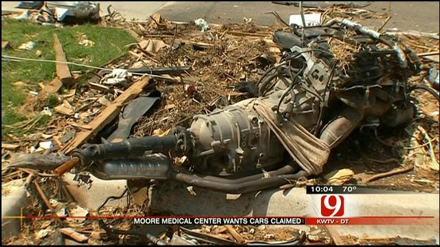 25 Vehicles On Moore Medical Property Still Unclaimed