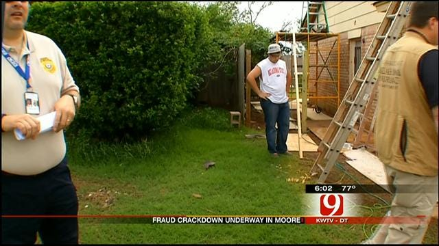 Increased Anti-Fraud Efforts In Oklahoma Storm Disaster Zones