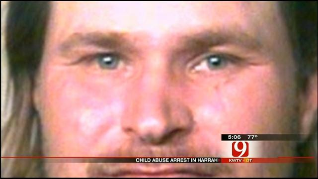 Police Arrest Harrah Man Accused Of Raping Young Child