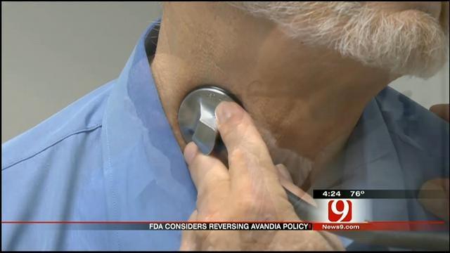 Medical Minute: FDA Considers Reversing Avandia Policy