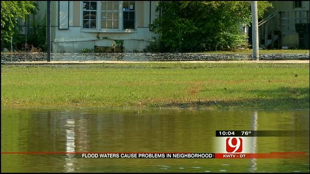 Crutcho Still Reeling From Floodwater Damage