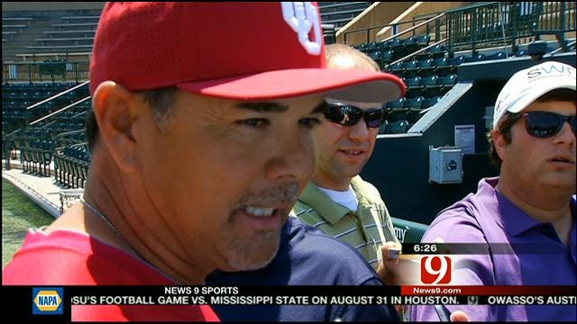 Sooners Talk About LSU