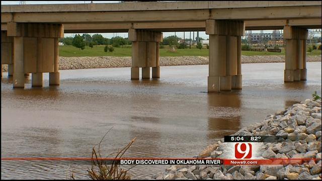 Body Found Near Dam May Belong To OKC Man Swept Away By Floodwaters