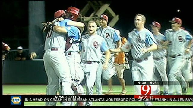 OU Baseball Finding Success In Virginia
