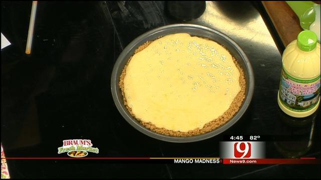 Mango Key Lime Pie