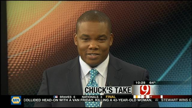 Chuck's Take: Rooting For The Pacers