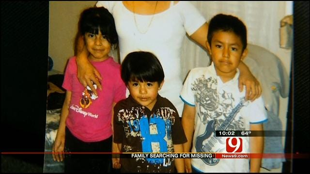 Crews Search For OKC Family That Took Shelter In Ditch During Tornado