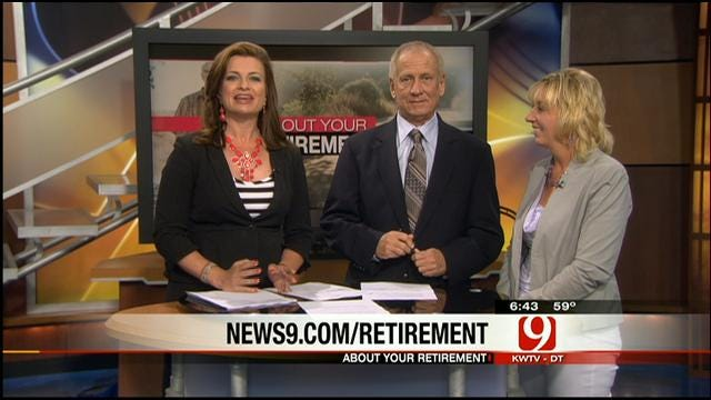 About Your Retirement: OKC Police's 'TRIAD' Initiative