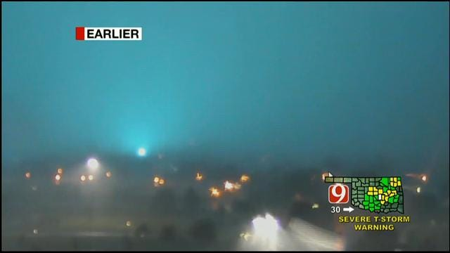 News 9 Storm Chasers Recount Friday's Storm Outbreak