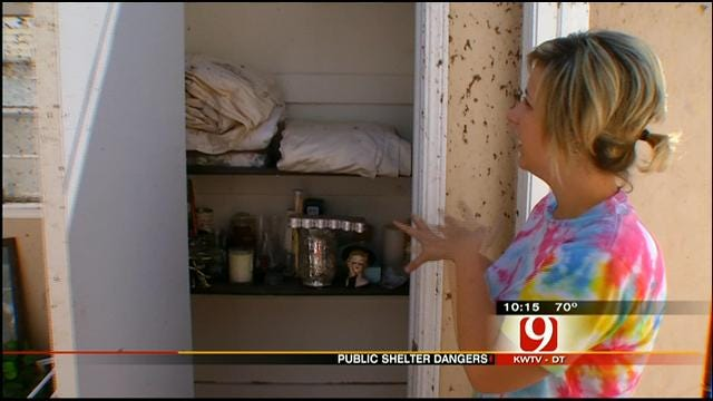 Emergency Manager Advises Against Fleeing To Public Shelters