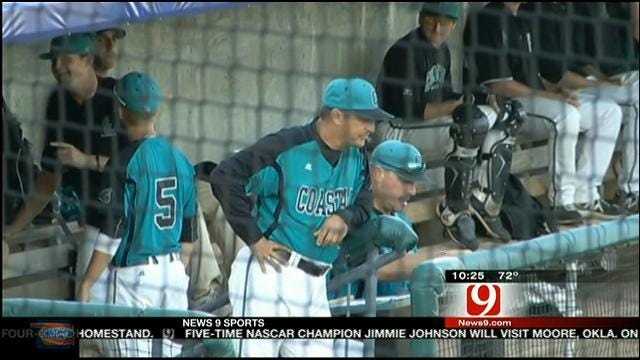 Coastal Carolina Prepping For Oklahoma In Blacksburg Regional