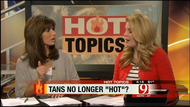 Hot Topics: Is Tan Skin Out?