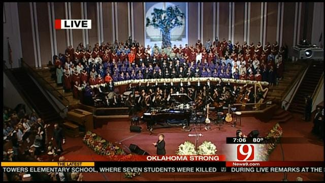 Oklahoma Strong: Coming Together In Faith, Part IV