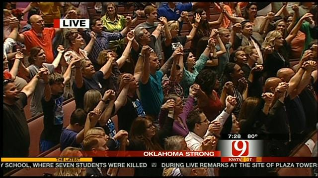 Oklahoma Strong: Coming Together In Faith, Part V