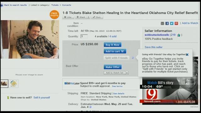 Ticket Scalpers Ruin Spirit Of Tornado Benefit Concert